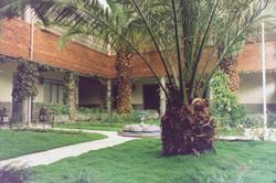 Las Florida jardin entrada principal 197