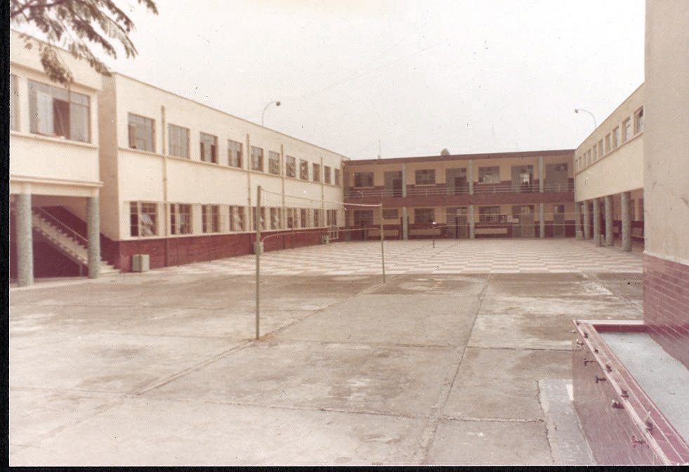 La Florida patio principal 1 1976