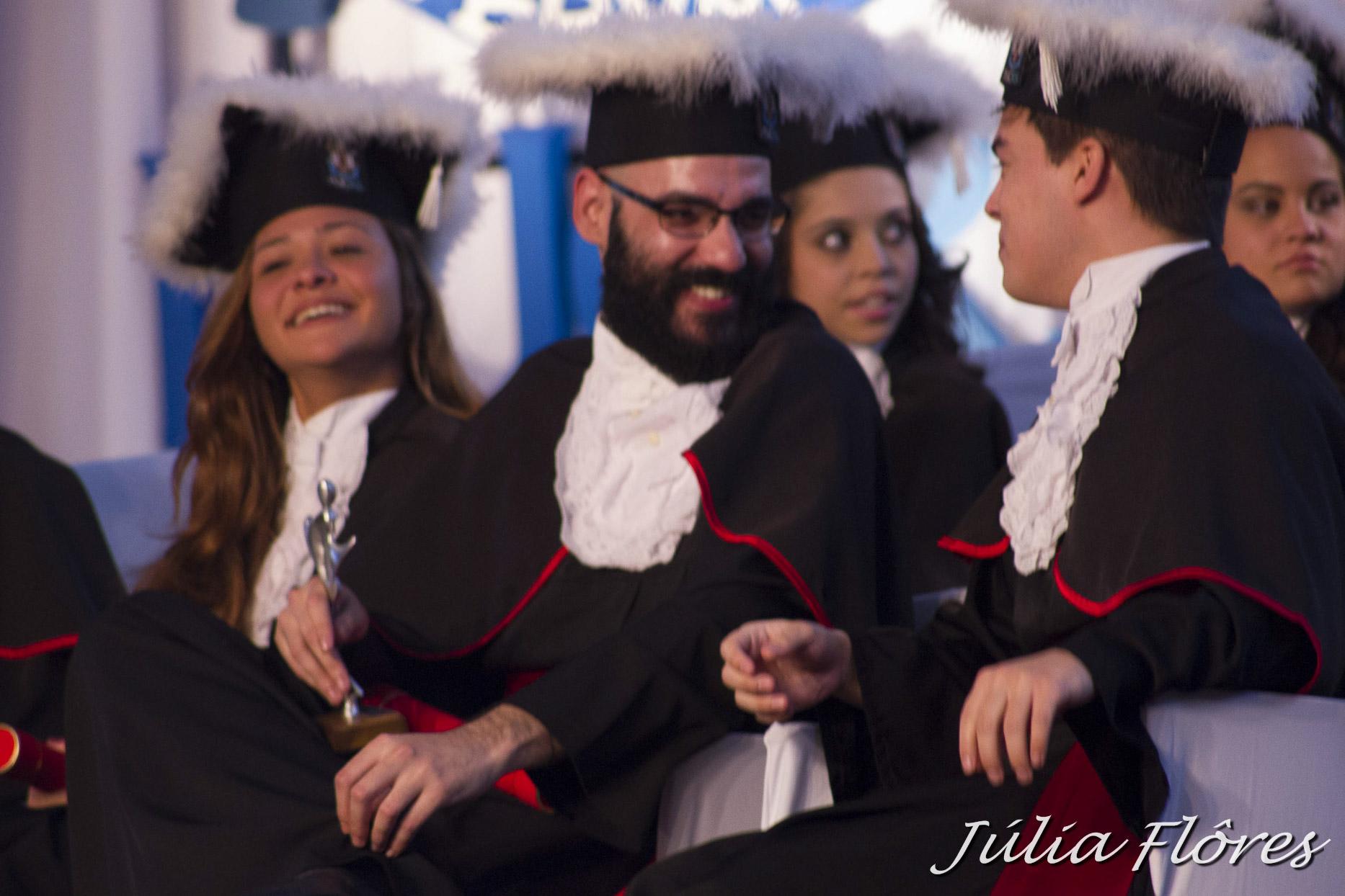 Formatura - Guilherme Mercado