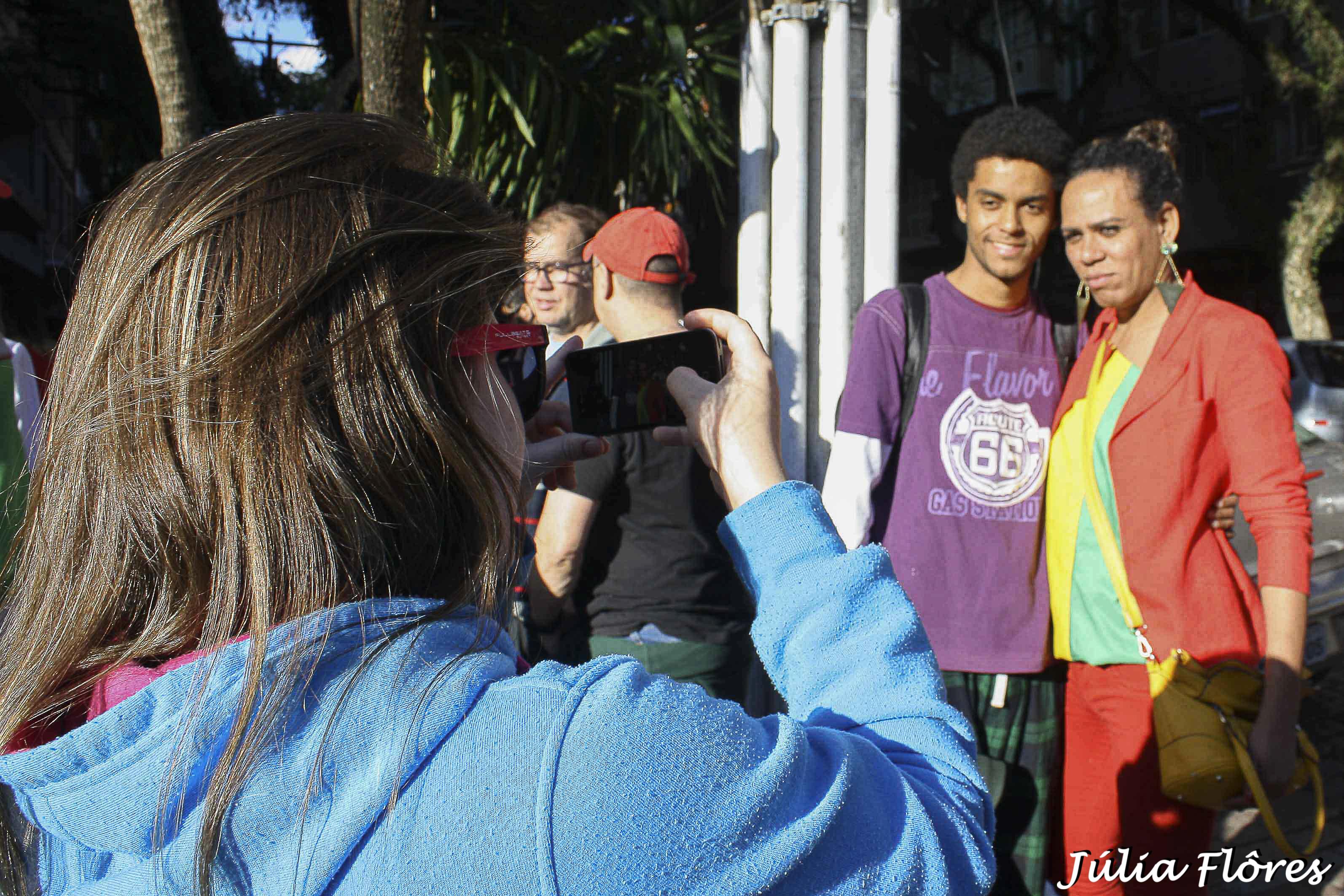 Ato Contra Transfobia