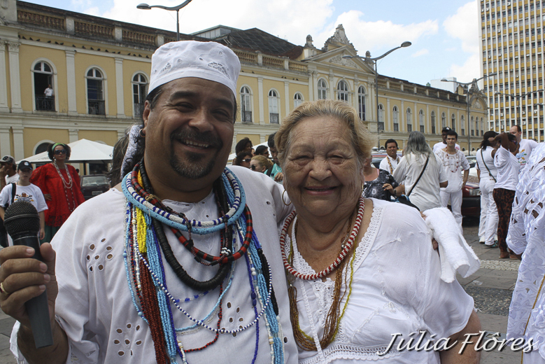 Marcha p/ Paz e Liberdade Religiosa