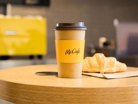 McCafé - კამპანია
