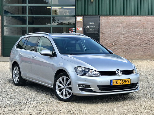 Volkswagen Golf Variant 1.6 TDI 110 PK DSG7 Business Edition Navi App-Connect