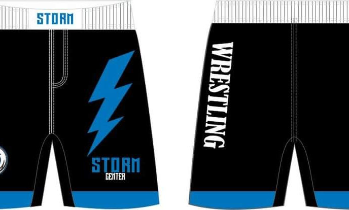 Storm Fight Shorts