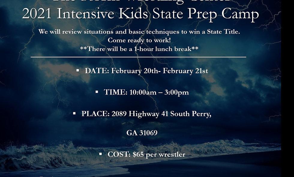 Intensive Kids State Prep Camp (1 day)