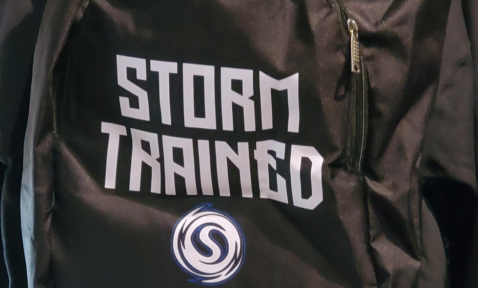 Storm Trained Gym Bag