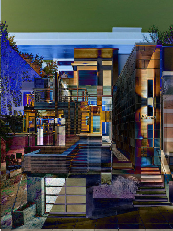 HOUSE COLLAGE 6
