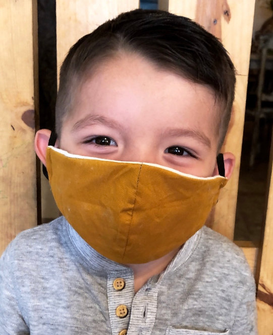 TODDLER'S FACE MASK (SINGLE)