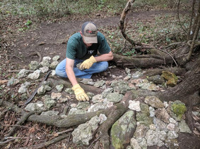 More Trail Work