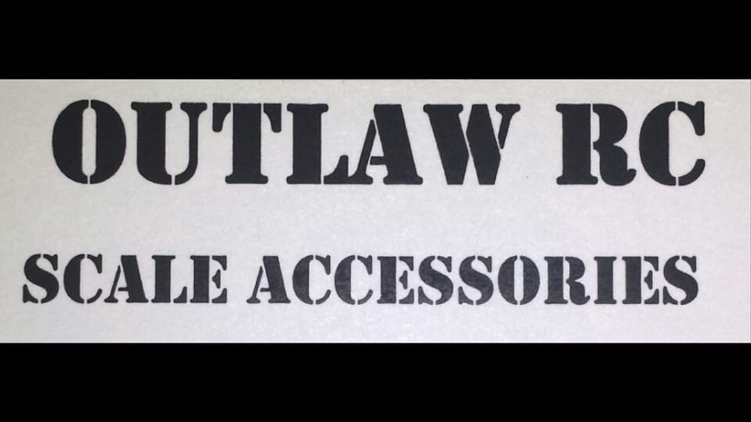 Outlaw RC Scale Accessories
