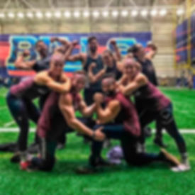 Crossfit Compeition Buffalo Bills Crossfit AP Absolute Performance