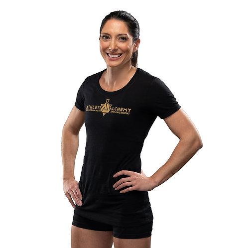 Women's Black Tee Shirt