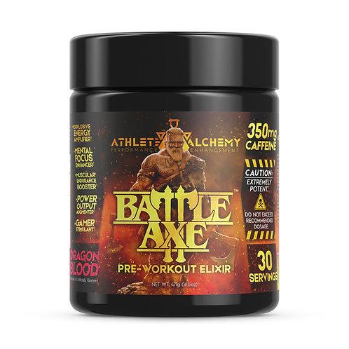 BattleAxe™ Pre-Workout Elixir - Dragon Blood