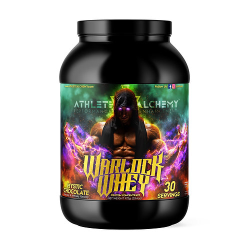 Warlock Whey™ Protein Concentrate - Mystic Chocolate