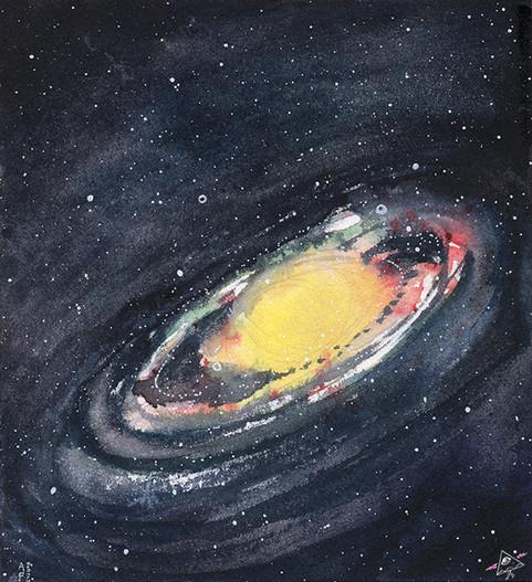 Nebula Andromeda
