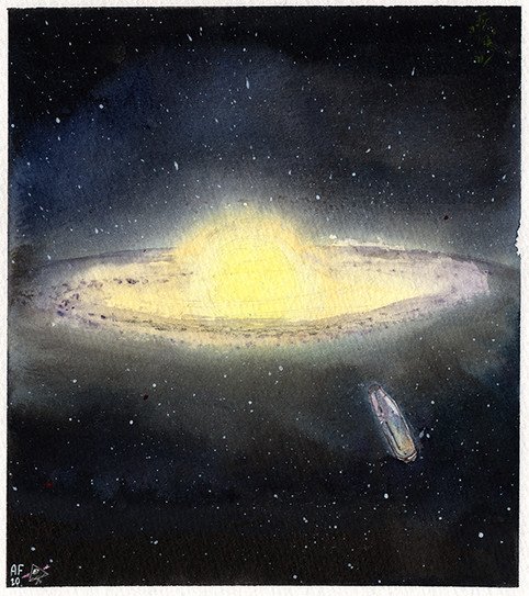Nebula El Sombrero