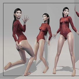 ATTITUDE by Alexia - HEAVEN POSE PACK.jp