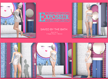 Exposeur Saved by the Bath Pose Set 2