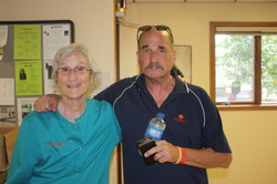 Dr. Tom and Sue Hessel