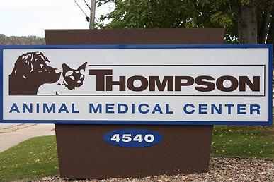 Thompson Animal Medical Center   Vet Clinic   La Crosse