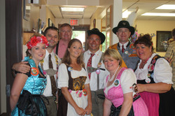 Oktoberfest Royal Family 2013