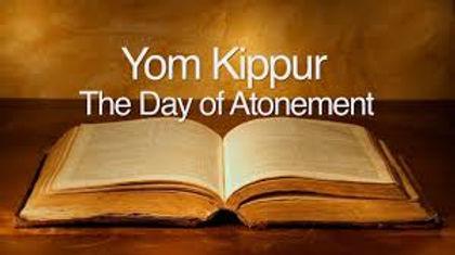 Yom Kippr Book