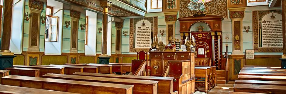 Synagogue in Tel Aviv