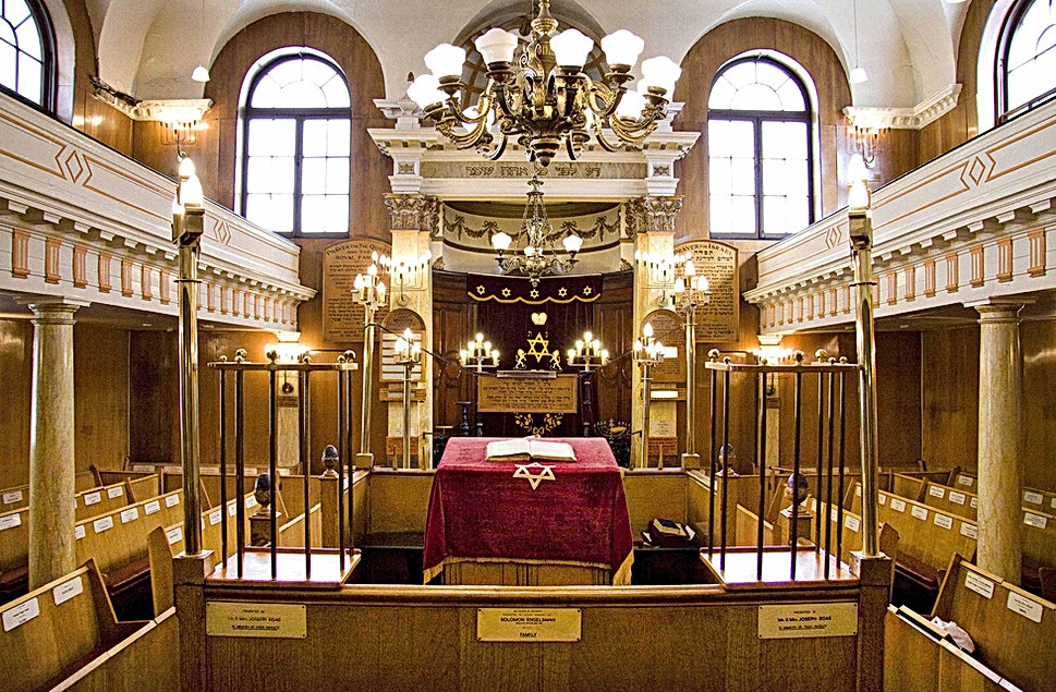 synagogue in Tel Aviv