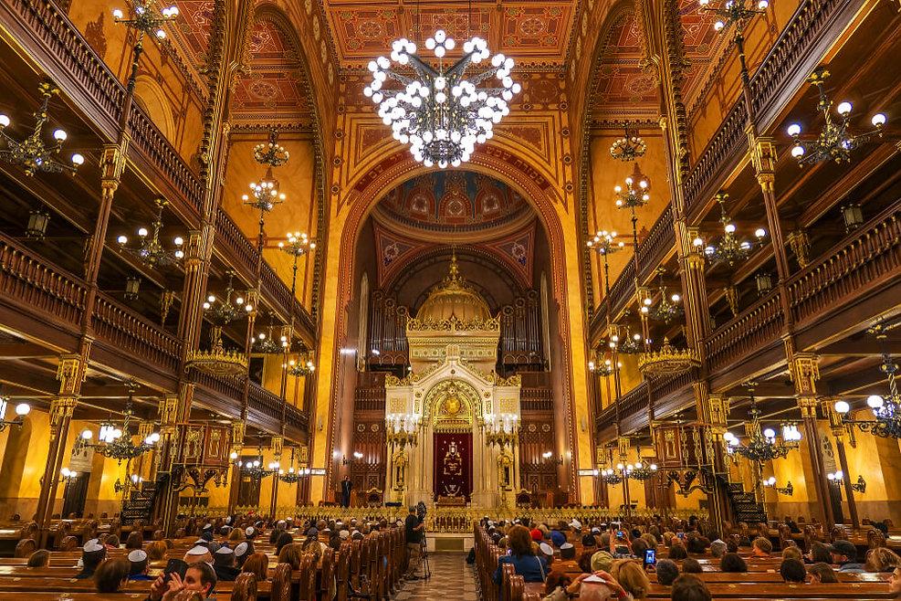 Old synaguge