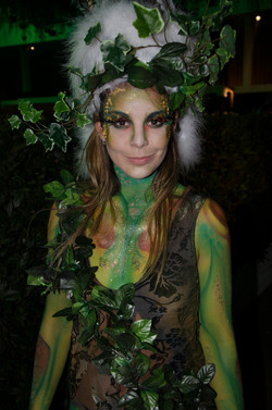 body painting & extreme make-up