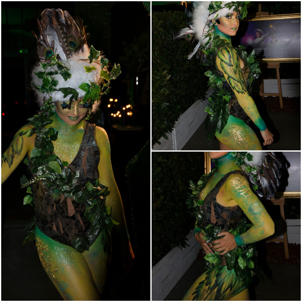 bodypainting & extreme make-up
