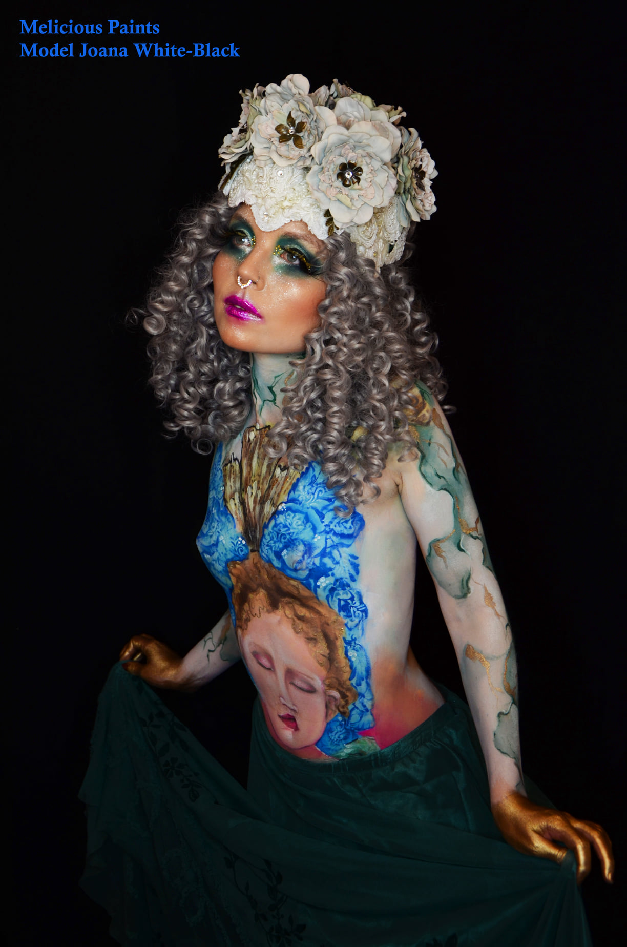 fantasy bodypaint