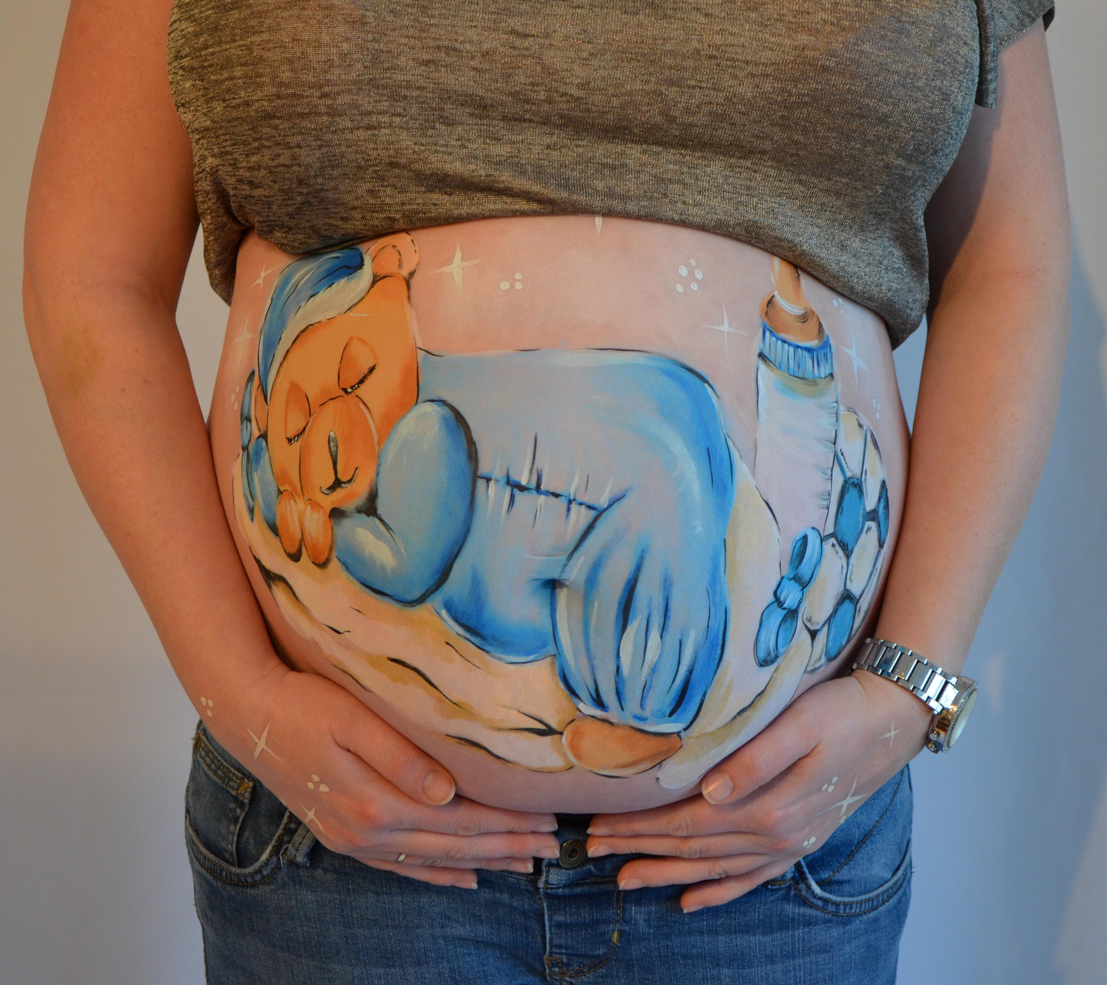 bellypaint