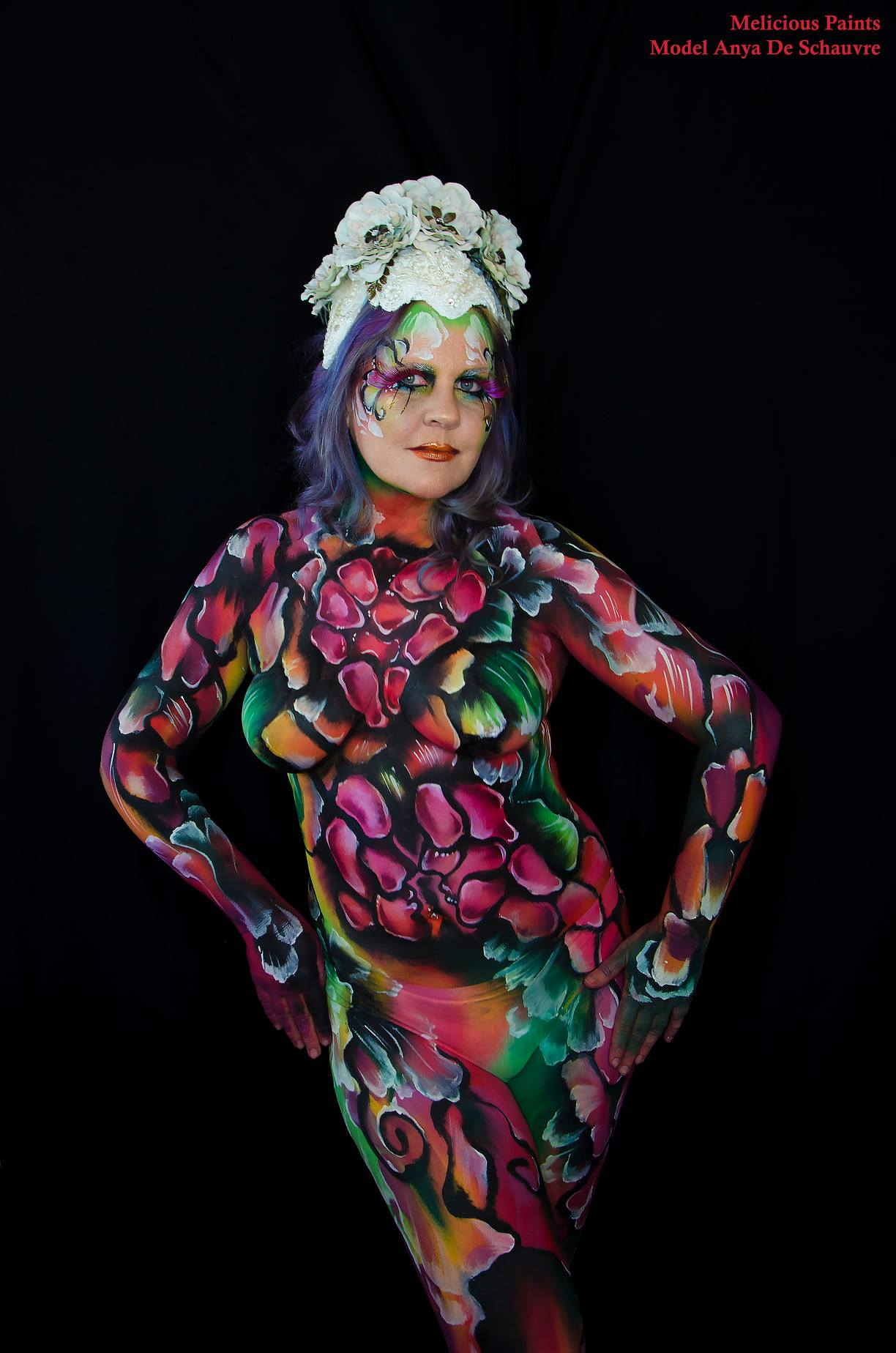 bodypaint love
