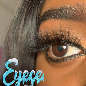 Eyece Mink Lashes in the style_ Alexandr