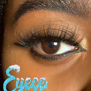 Eyece Mink Lashes in the style_ Emerald