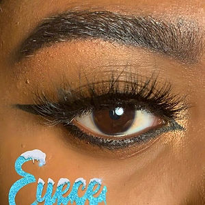 Eyece Mink Lashes in the style_ Diamond 💎 ._._._._DM us to purchase! We accept cash, cash app, venm