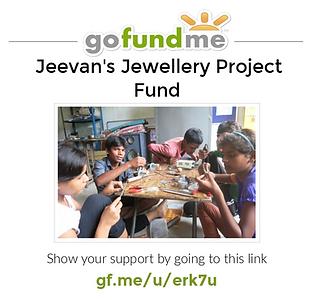 Jeevan's Jewellery Project Fund