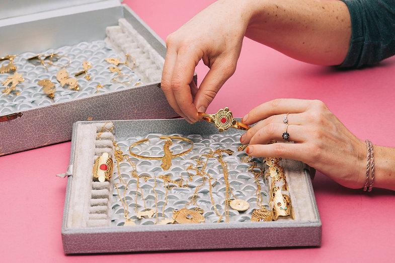 Jeevan's Jewellery Project