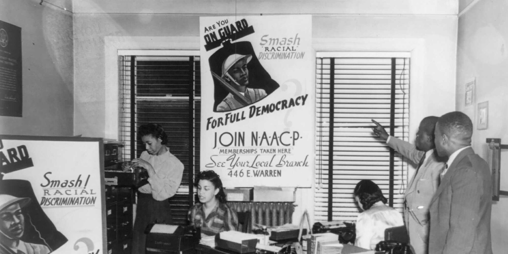 NAACP Office