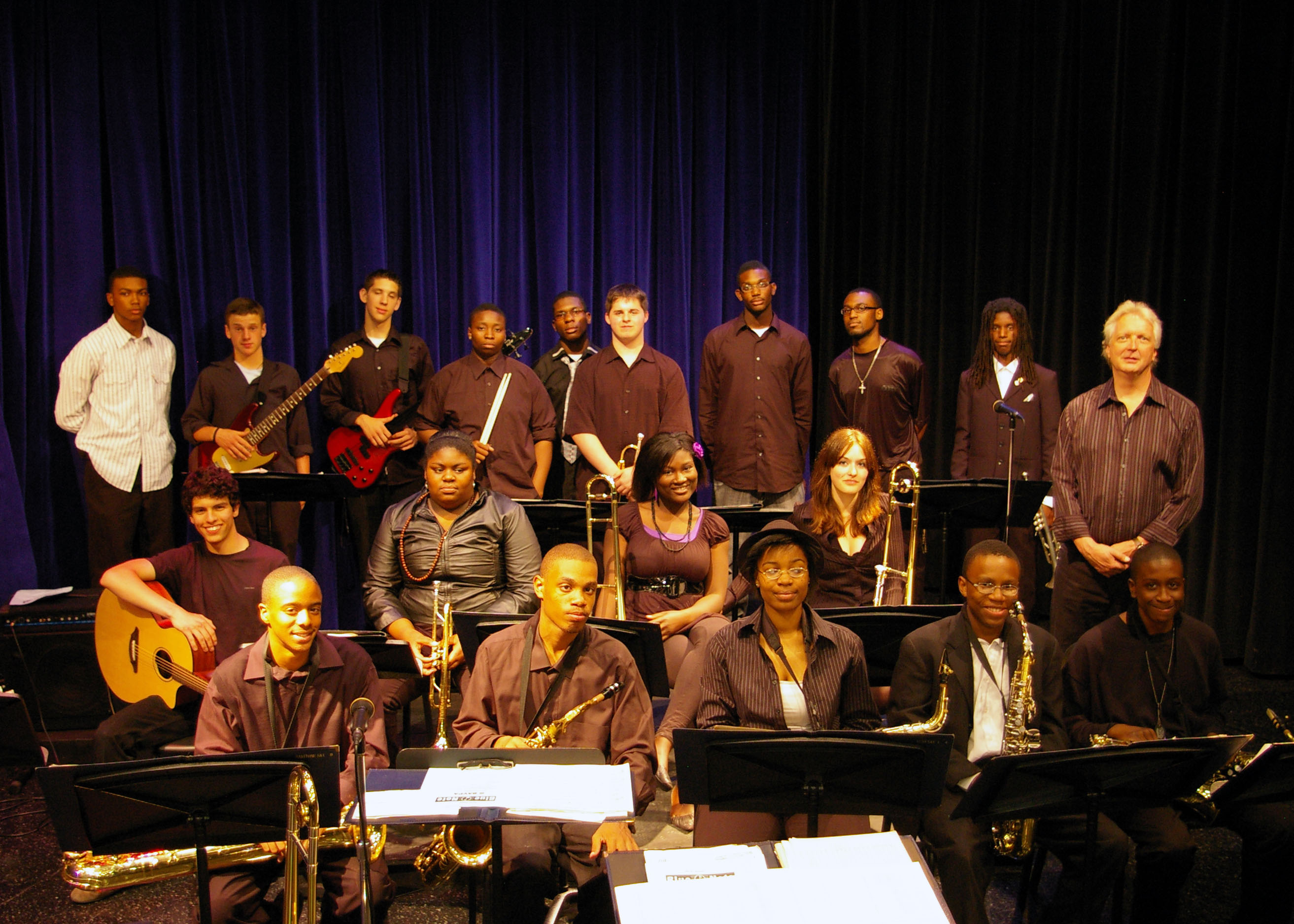 Jazz Ensemble 1