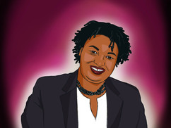 Stacey Yvonne Abrams (1973- )
