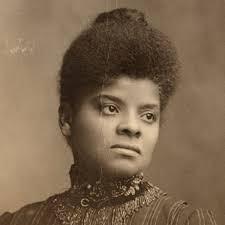 Ida B Wells (1862-1931)