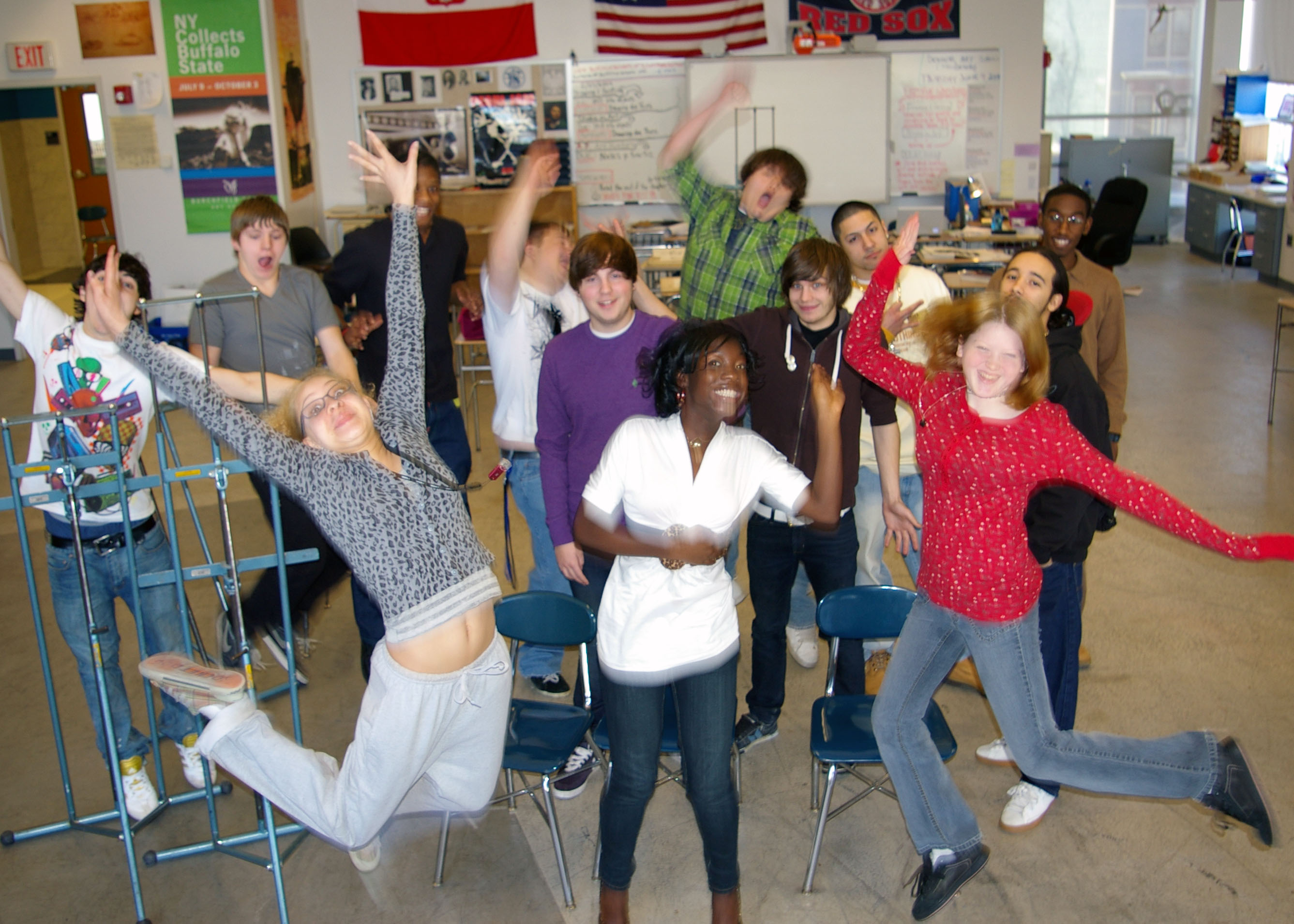 Art does High School Musical1