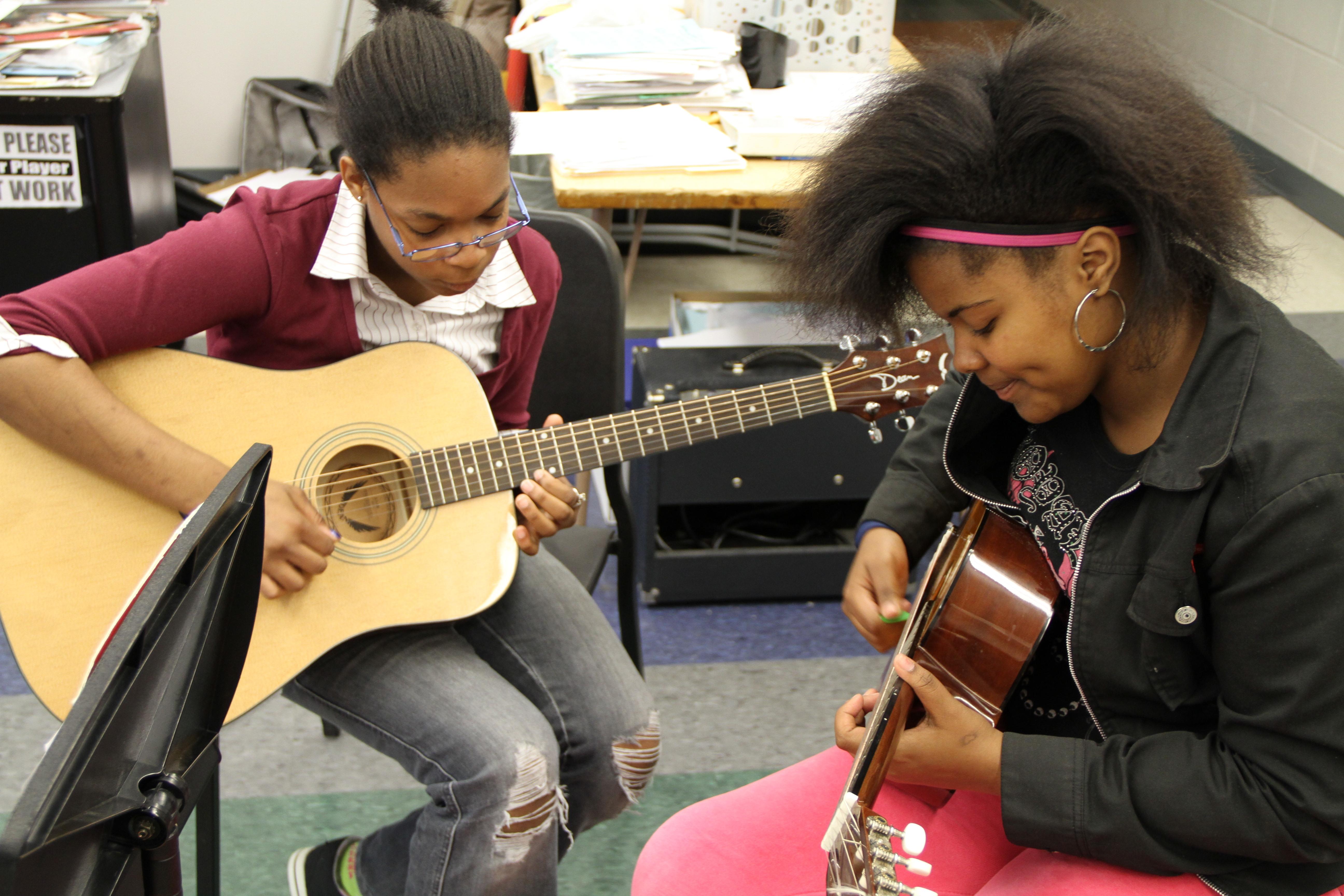 Student.Guitars A1