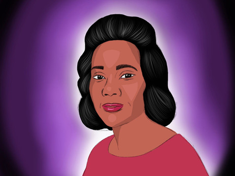 Coretta Scott King (1926-2006)