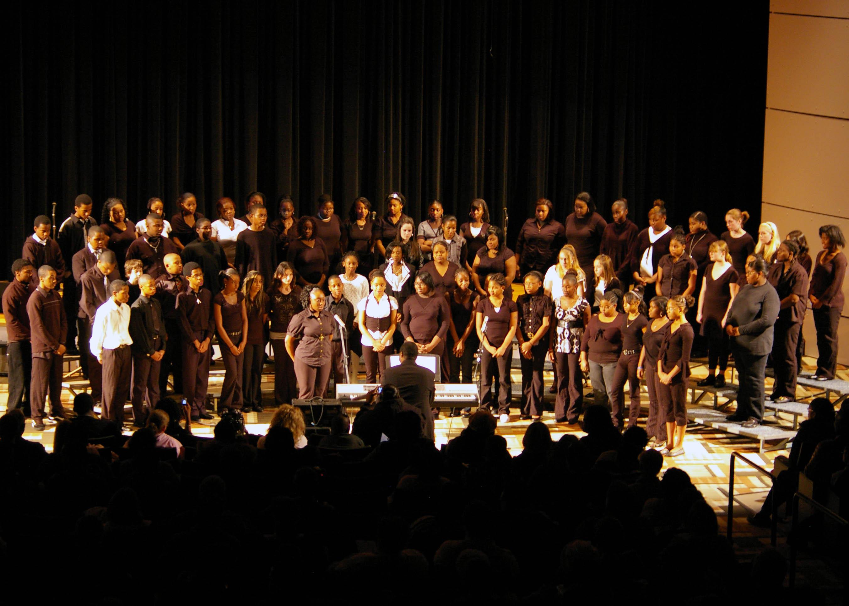 Chorus B