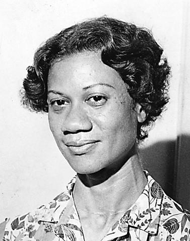 Gloria Richardson (1922- )