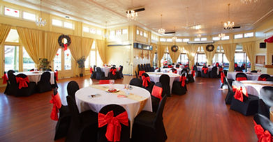 Cheval Room Christmas Function