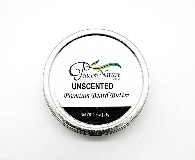 BEARD BUTTER - UNSCENTED